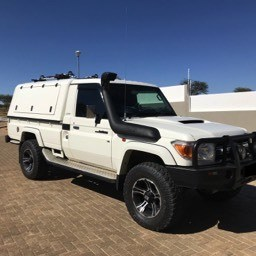 landcruiser bakkie for sale