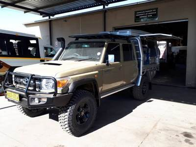 land cruiser modifications